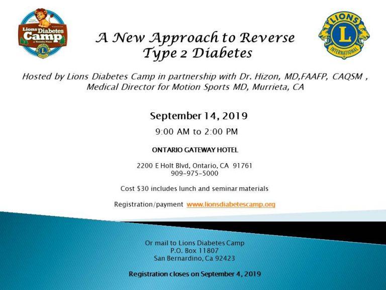 Diabetes Seminar