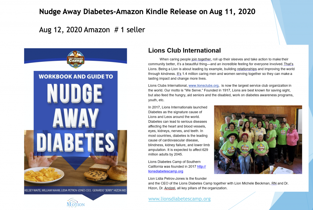 Nudge Away Diabetes
